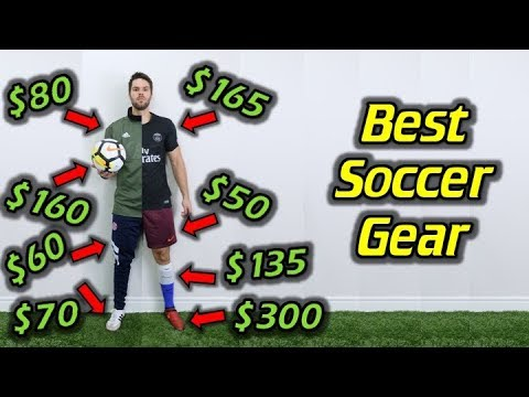 Best Soccer Gear of the Month! - What's In My Soccer Bag - September 2017
