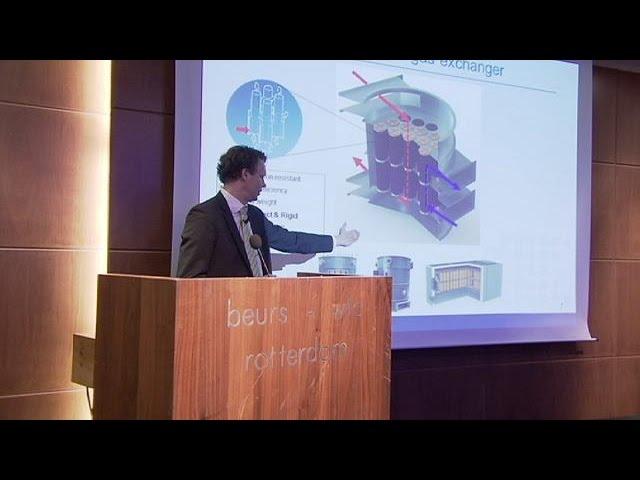 Rotterdam joue son atout Cleantech - target
