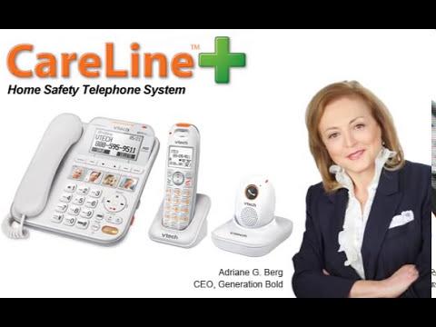 VTech® CareLine™ Audio Blog: Be Ready - Storm and Fire Preparedness