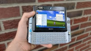 Sony's Handheld PC from 2006