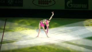 Moscow Grand Prix Rhythmic Gymnastics 2011 GALA part 9