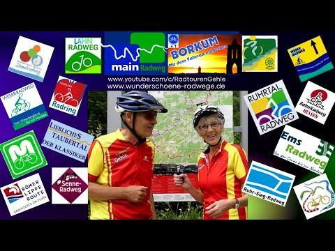 Radtouren Gehle - Zwei auf Tour - Radfahren macht den Kopf frei