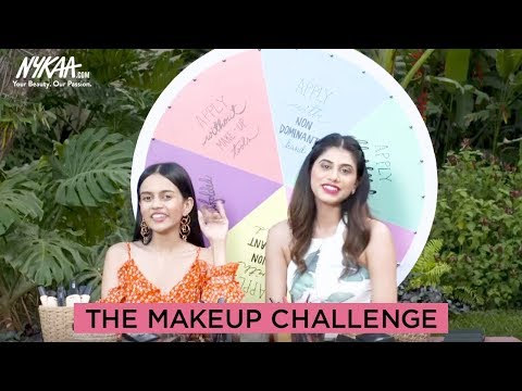 Makeup Swap With Komal Pandey And Malvika Sitlani