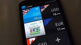 FX Rates for BlackBerry 10