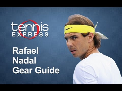 Rafael Nadal Gear Guide Miami Open 2016 | Tennis Express