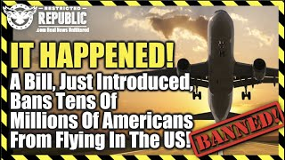 Video: America turns to Communism. COVID Vaccine required to fly within USA - Lisa Haven