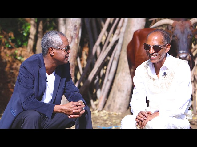 Tibeb Be Fana: Special Meskel Program With Comedian Dereje And Asres Part 2