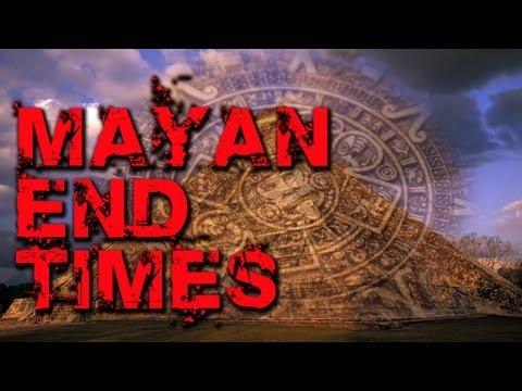 Mayan End Times, 21st December 2012