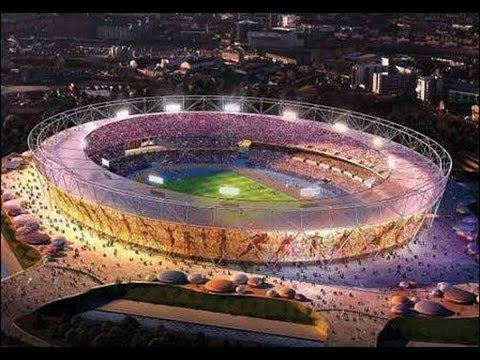 Building Olympic Stadium Minecraft/Tekkit Mega Build #6