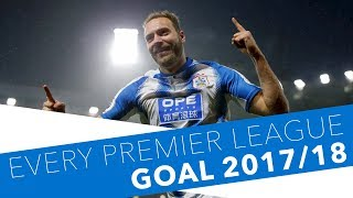 EVERY GOAL | watch all of Towns Premier League goals with Oggys commentary!