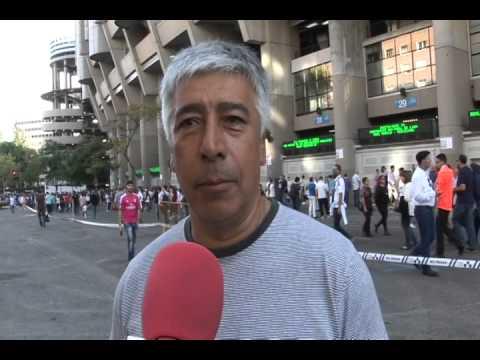 Informe desde Madrid post Derby Real Barza. Hablan Bravo y su representante