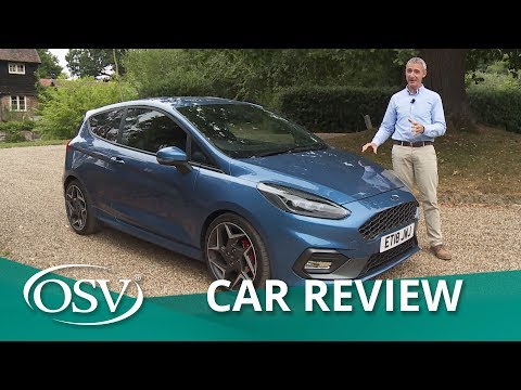 Ford Fiesta ST 2018 In-Depth Review | OSV Car Reviews