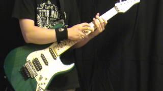 Handroid/DAITA Guitar Cover