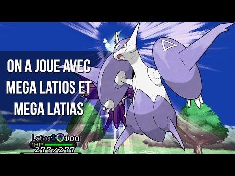 comment trouver latios dans pokemon x