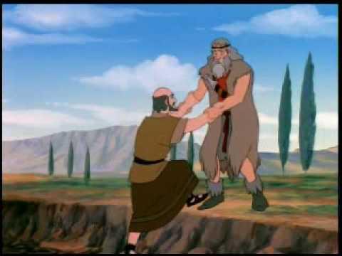 Animated Bible Story Of Elisha On Dvd video