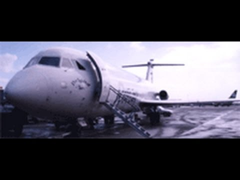 Ryanair BAC 1-11 (Cockpit video)