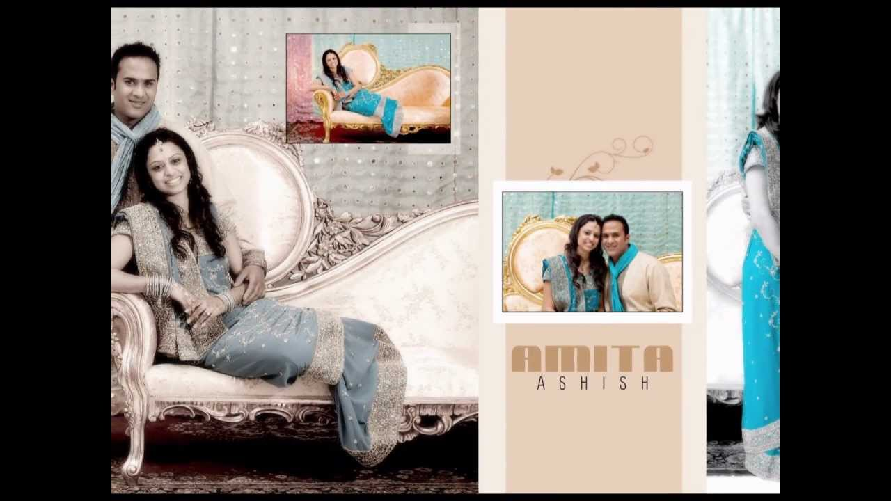 Beautiful Indian Wedding Photo Album Design Ideas Compilation ...