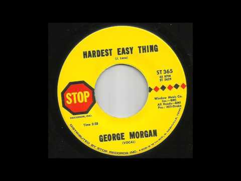 George Morgan - Hardest Easy Thing