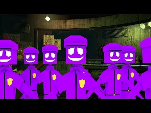 Minecraft | FIVE NIGHTS AT FREDDY'S MOD Showcase! (Purple Guy, Springtrap Boss, Statues)