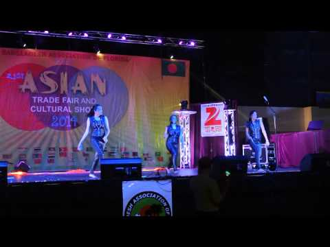 DynaDance - Asian Fair 2014 - Dhoom 3 Title Song