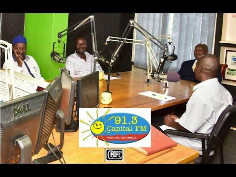 H. E. President Y. K. Museveni on Capital Gang Show January 03, 2015