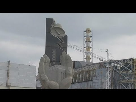 A Ukrainian nuclear power plant and the containment of a disaster