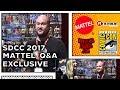 SDCC 2017: MATTEL WWE Q&A With Designer, Bill Miekina! San Diego Comic Con MP3