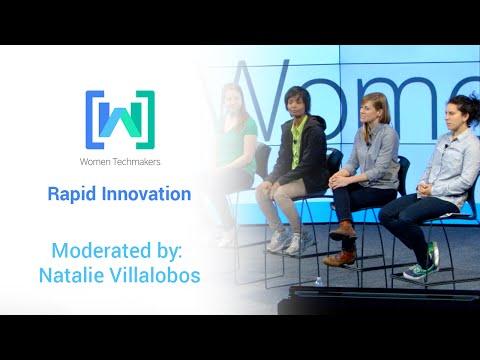 Women Techmakers Summit 2015: Rapid Innovation