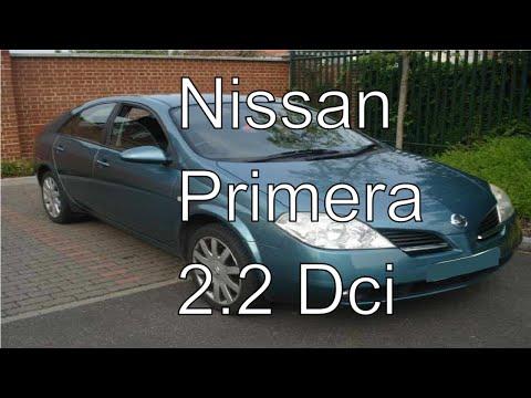Nissan Primera 2003 2.2 Diesel.