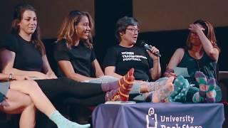 Julie Foudy's Sock Talk Panel // Seattle Reign FC