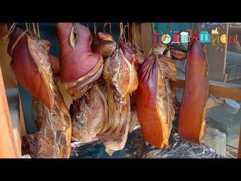 Рецепт маринада для свинины для копчения