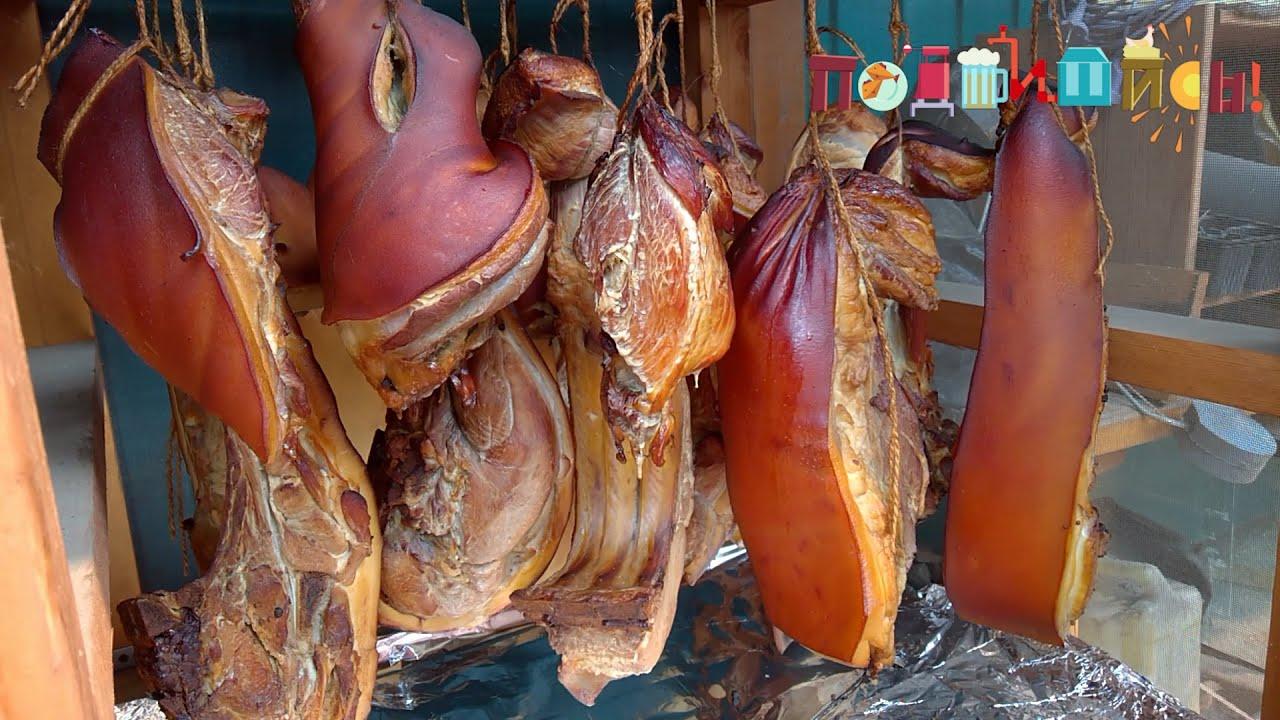Маринад и копчение мяса в домашних условиях