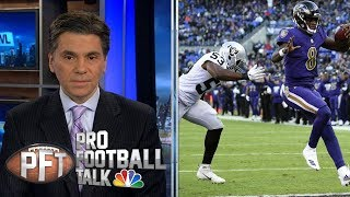 Baltimore Ravens could make serious noise in playoffs | Pro Football Talk | NBC Sports