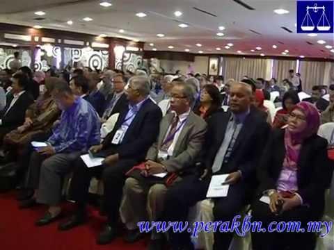 Program Royal Belum Interlectual Discourse, Langkah Proaktif Bangunkan Pelancongan Di Perak