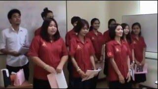 Xem cảnh sinh viên Thái Lan học tiếng Việt