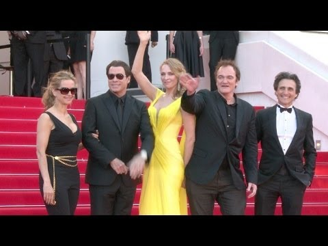 Astros de 'Pulp Fiction' voltam a Cannes