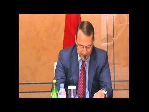Radosław Sikorski o kryzysie na Ukrainie na spotkaniu Trójkąta Królewieckiego (10.06.2014)