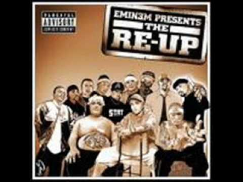 Eminem - Cashis feat Eminem [Presents The Re Up] - We Ride for Shady
