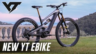 YT Decoy First Ride Review, an awesome new EMTB