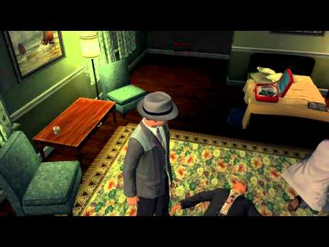 LA Noire - Vice Desk Case 2 - 5 Star - The Set Up