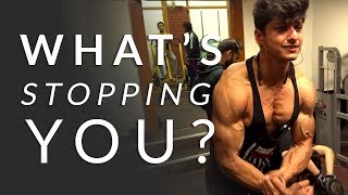 What's Stopping You | Motivational Video | Ben Lionel Scott