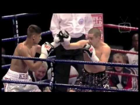 Amir Khan First Pro Fight - Amir Khan vs David Bailey (HIGHLIGHTS)