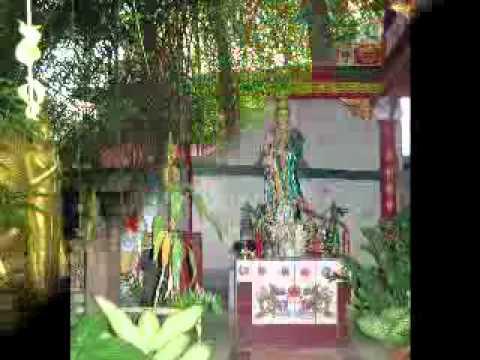 Wat Sitaram – Bangkok -Thailand