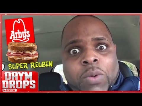 Arby's Super Reuben Review