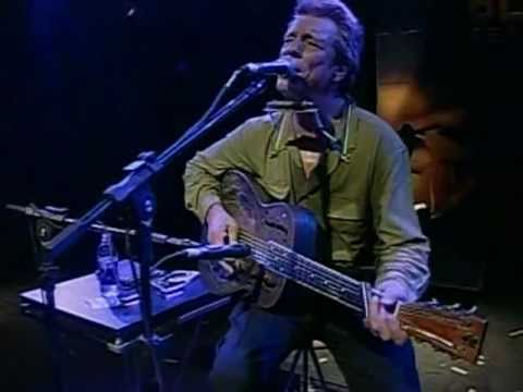 John Hammond - I can't be satisfied - Natu Nobilis Blues Festival 2003