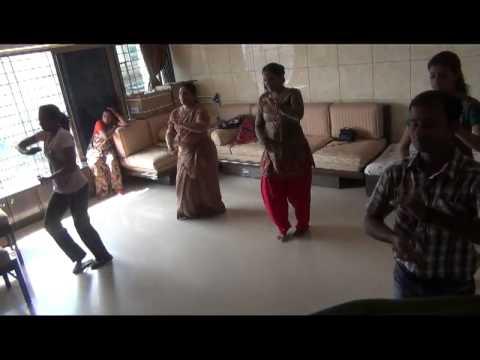 soni chidiya-rekha chachi anita chachi and anita chachis dance...