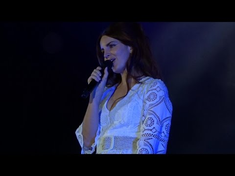 Lana Del Rey @ Park Live, Moscow 10.07.2016 (Full Show)