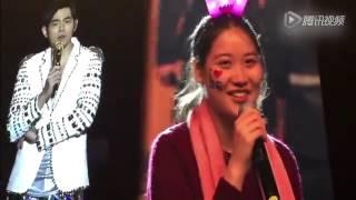 歌迷在周杰倫演唱會上求婚 又好笑又感動