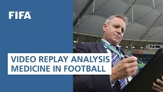 A look at video replay analysis for medicine in football