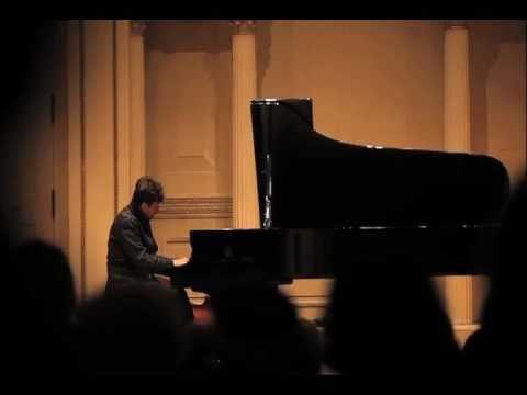 David Cieri at Carnegie Hall 2011